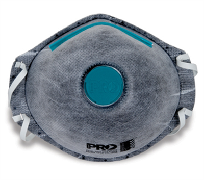 (SKU: PC531) Respirator P2 With Valve & Active Carbon Filter