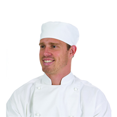 (SKU: 1602) Flat Top Chefs Hat