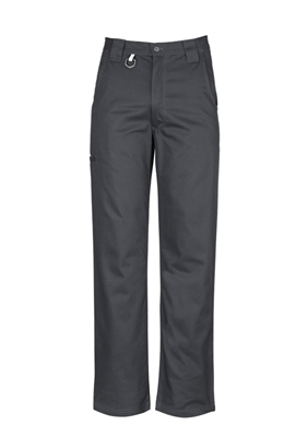 (SKU: ZW002) Mens Plain Utility Pants
