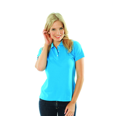 (SKU: 5258) Ladies Cotton Rich New York Polo