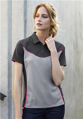 (SKU: P606LS) Ladies Victory Polo