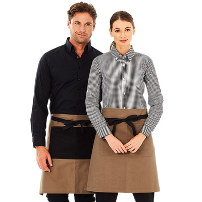 (SKU: Jimmy A17) Canvas Waist Apron - Jimmy Apron