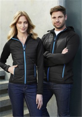 (SKU: J515L) Ladies Stealth Tech Hoodie