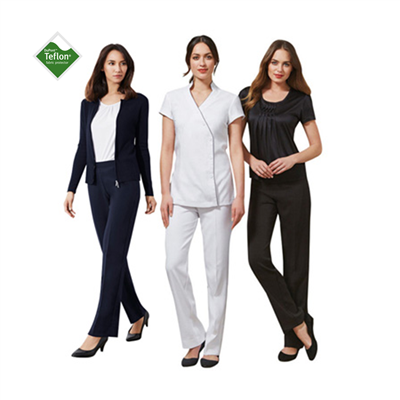 (SKU: BS243LL) Ladies Harmony Pant - Black, Navy & White