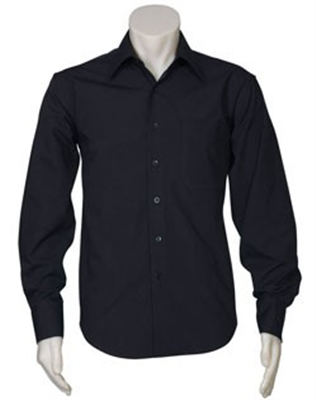 (SKU: SH714) **CLEARANCE** Men's Metro L/S Shirt szL