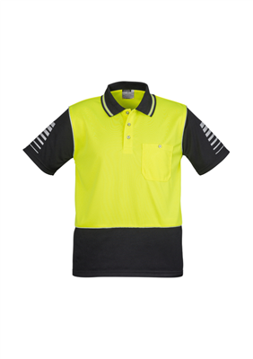 (SKU: ZH236) Mens Hi Vis Zone Polo