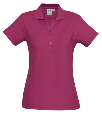 (SKU: P400LS) Crew Ladies Polo