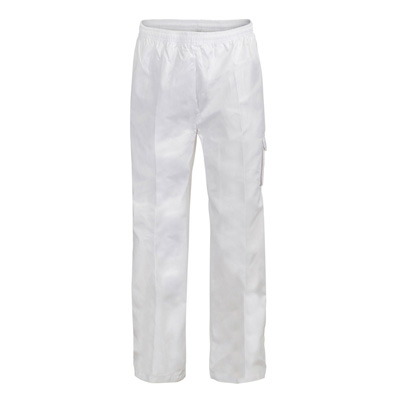 (SKU: CP055) Unisex Chefs Drawstring Cargo Pant
