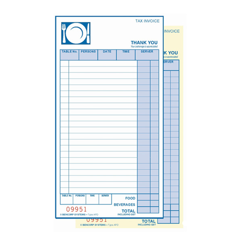 All Purpose Duplicate Docket Book (Pack of 50)